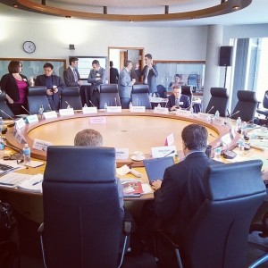 ICT advisory board meeting for the Canadian Department of Foreign…