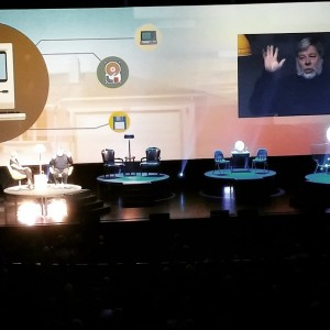 Woz retells the origins of Apple So inspiring! Read morehellip
